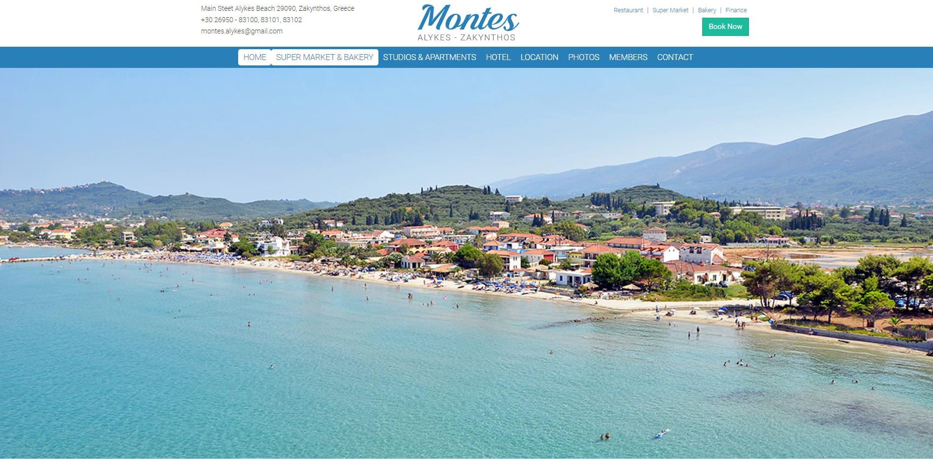 Montes Zakynthos